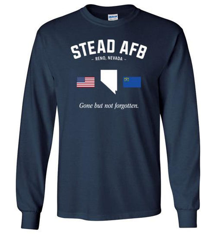 "Stead AFB ""GBNF"" - Men's/Unisex Long-Sleeve T-Shirt-Wandering I Store"