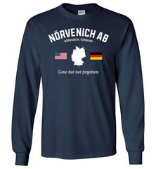"Norvenich AB ""GBNF"" - Men's/Unisex Long-Sleeve T-Shirt-Wandering I Store"