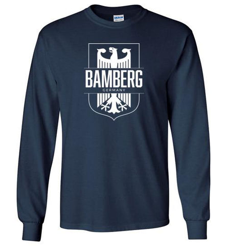Bamberg, Germany - Men's/Unisex Long-Sleeve T-Shirt-Wandering I Store