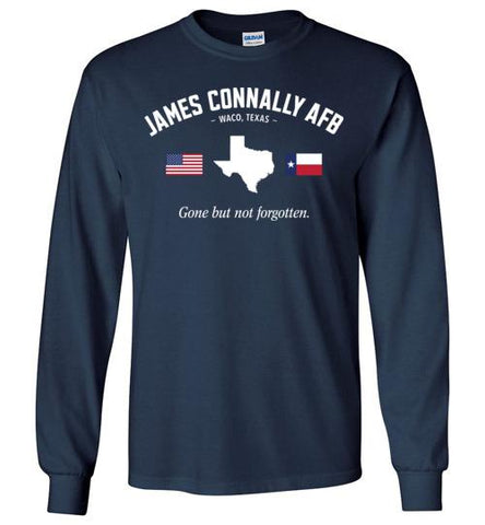 "James Connally AFB ""GBNF"" - Men's/Unisex Long-Sleeve T-Shirt-Wandering I Store"