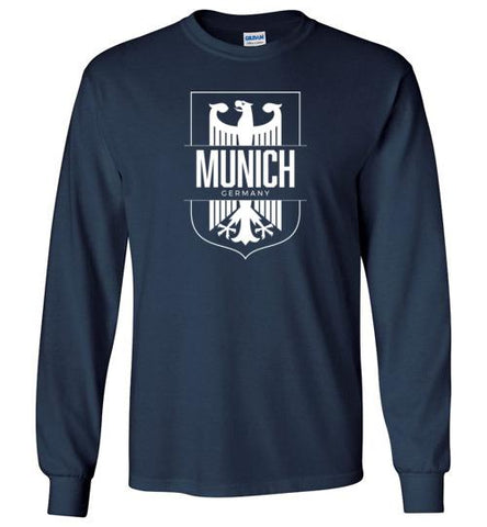 Munich, Germany - Men's/Unisex Long-Sleeve T-Shirt