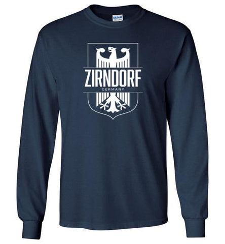 Zirndorf, Germany - Men's/Unisex Long-Sleeve T-Shirt-Wandering I Store