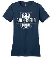 Bad Hersfeld, Germany - Women's Crewneck T-Shirt-Wandering I Store