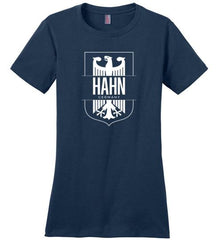 Hahn, Germany - Women's Crewneck T-Shirt-Wandering I Store