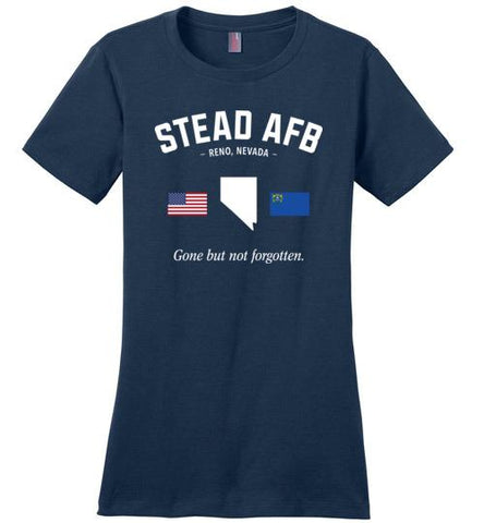 "Stead AFB ""GBNF"" - Women's Crewneck T-Shirt-Wandering I Store"
