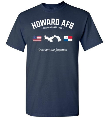 "Howard AFB ""GBNF"" - Men's/Unisex Standard Fit T-Shirt-Wandering I Store"