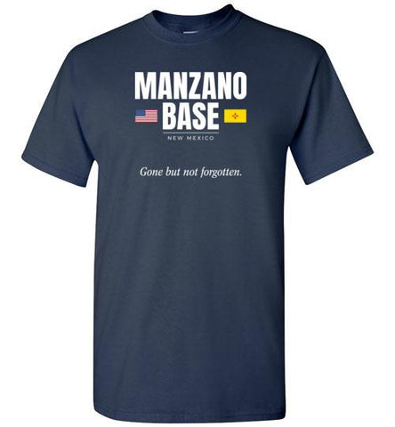 "Manzano Base ""GBNF"" - Men's/Unisex Standard Fit T-Shirt-Wandering I Store"