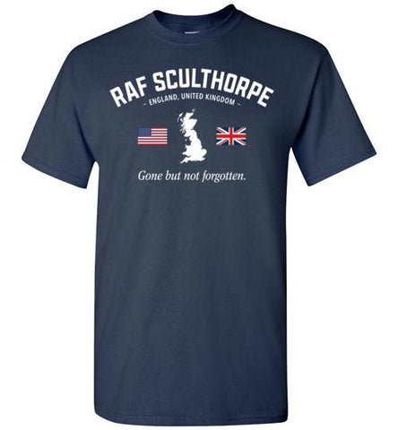 "RAF Sculthorpe ""GBNF"" - Men's/Unisex Standard Fit T-Shirt-Wandering I Store"