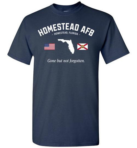 "Homestead AFB ""GBNF"" - Men's/Unisex Standard Fit T-Shirt-Wandering I Store"