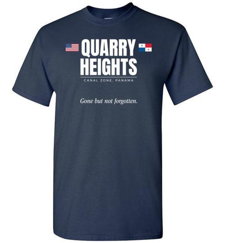 "Quarry Heights ""GBNF"" - Men's/Unisex Standard Fit T-Shirt-Wandering I Store"