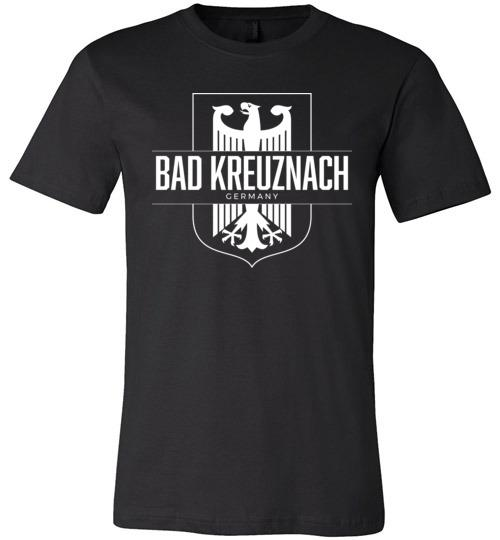 Bad Kreuznach, Germany - Men's/Unisex Lightweight Fitted T-Shirt-Wandering I Store