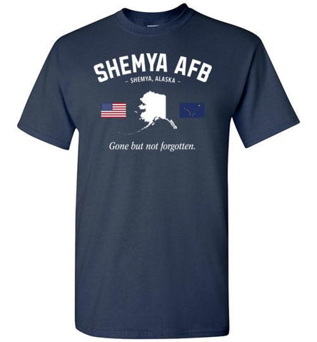 "Shemya AFB ""GBNF"" - Men's/Unisex Standard Fit T-Shirt-Wandering I Store"