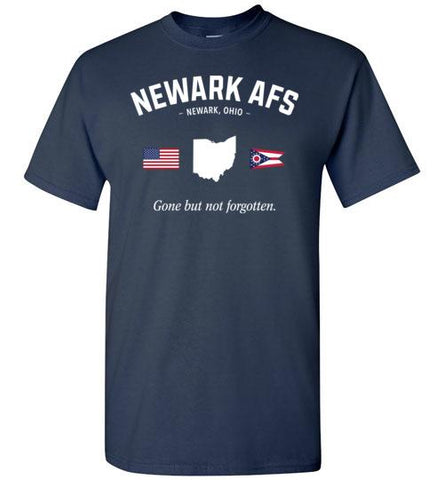 "Newark AFS ""GBNF"" - Men's/Unisex Standard Fit T-Shirt-Wandering I Store"
