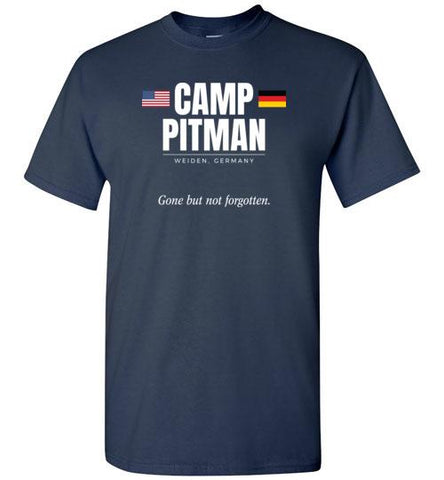 "Camp Pitman ""GBNF"" - Men's/Unisex Standard Fit T-Shirt-Wandering I Store"