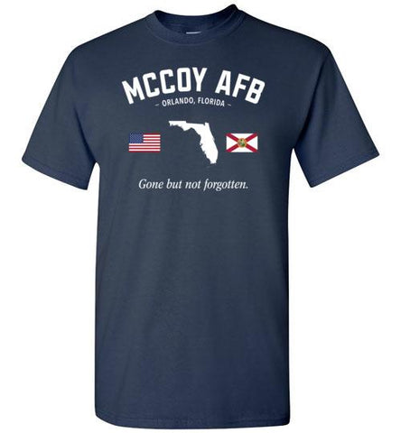 "McCoy AFB ""GBNF"" - Men's/Unisex Standard Fit T-Shirt-Wandering I Store"