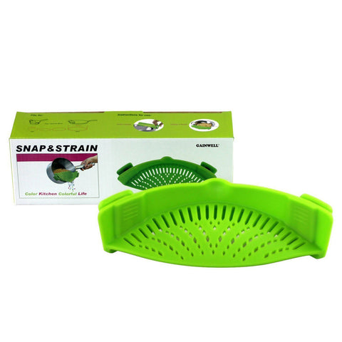 Multifunction Strainer