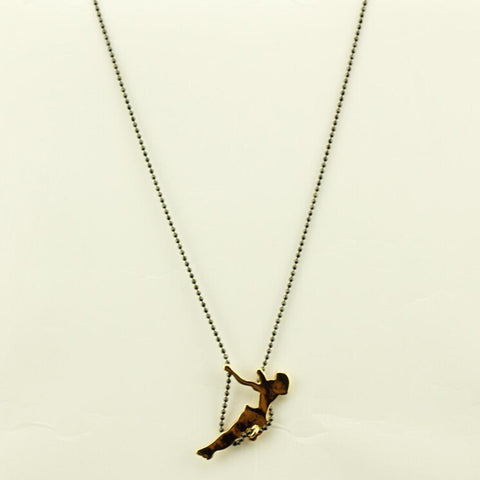 Swing Pendant Necklace