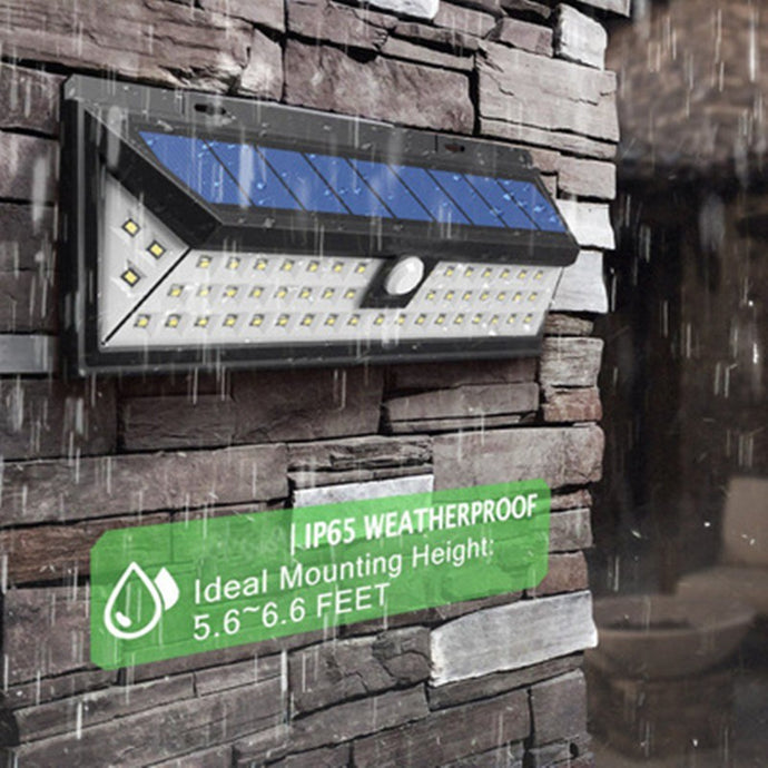 Solar Energy Body Induction Wall Lamp