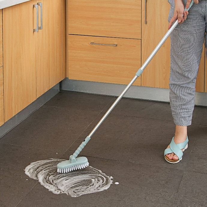 Long Handle Floor Cleaning Brush