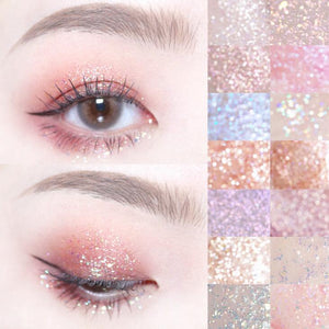 Glitter Liquid Eye Shadow