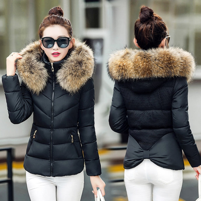 Warm Winter Coat Women Parka Casual Female Jacket Ladies Outwear Fashion
