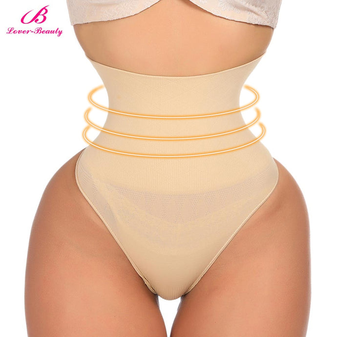 Lover Beauty Slimming Waist Trainer Butt Lifter Tummy Control Panties - Blue Star Collections