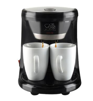 Adoolla 450W 2 Cups Drip Coffee Maker - Blue Star Collections