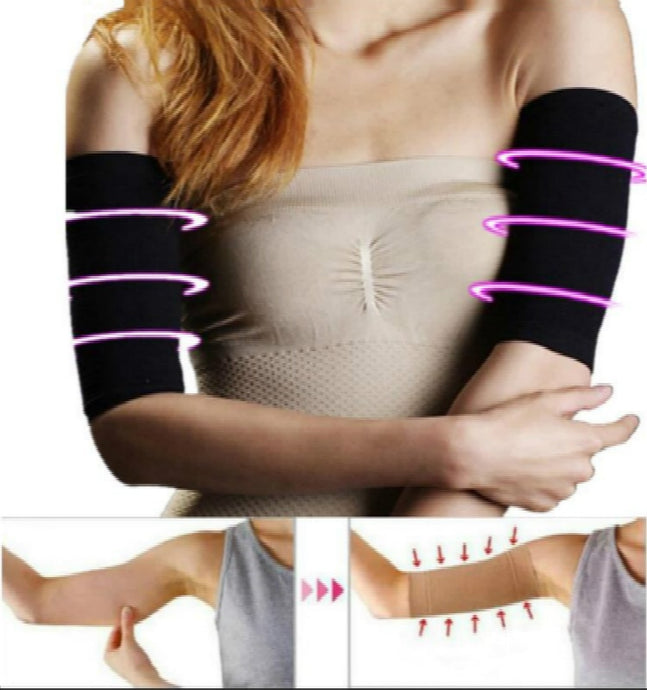 2Pcs Weight Loss Fat Burning Arm Shapers