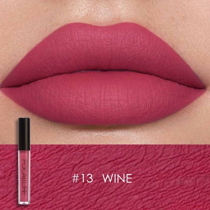 FOCALLURE Brand Pro Makeup Waterproof Lipstick