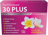 30 PLUS NuWoman Value Pack Tablets 120