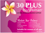 30 PLUS NuWoman Tablets 60