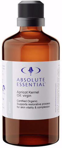 Absolute Essential Apricot Kernel Oil Virgin Organic 100ml