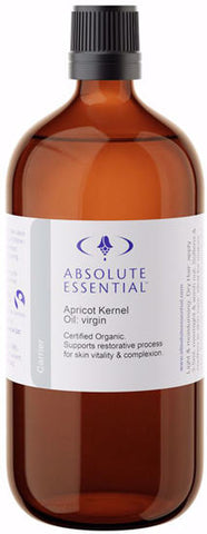 Absolute Essential Apricot Kernel Oil Virgin Organic 200ml