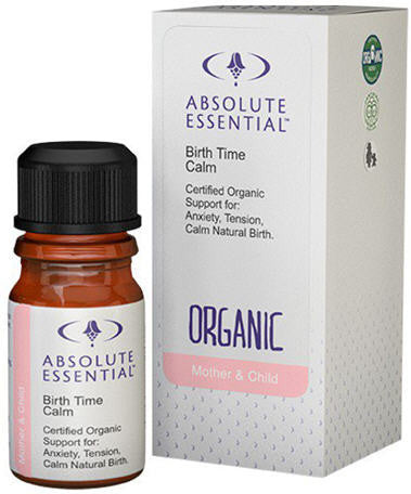 Absolute Essential Birth Time Calm Organic 5ml