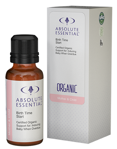 Absolute Essential Birth Time Start Organic 25ml