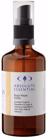 Absolute Essential Bugs Repel Spray 100ml