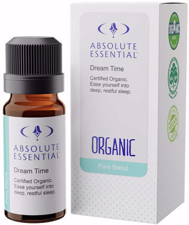 Absolute Essential Dream Time Organic Pure Blend 10ml