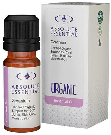 Absolute Essential Geranium Oil Organic 10ml