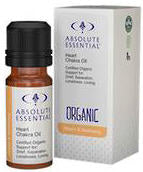 Absolute Essential Heart Chakra Oil (Organic) 10ml