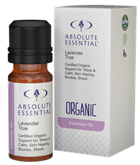 Absolute Essential Lavender True Organic Essential Oil 10ml