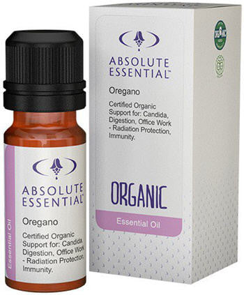 Absolute Essential Oregano Oil Organic 10ml