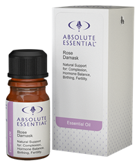 Absolute Essential Rose Damask (Organic) Essential Oil 2ml