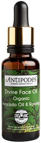 Antipodes Divine Face Oil Organic 30ml