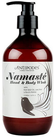 Antipodes Namaste Hand & Body Wash 500ml