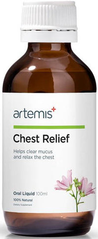 Artemis Chest Relief Oral Liquid 100ml