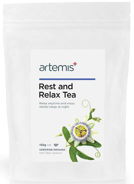 Artemis Rest and Relax Tea Refill Pack 150g