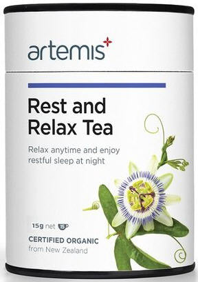 Artemis Rest and Relax Tea 15g