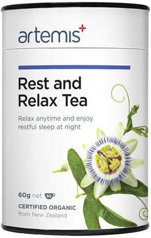 Artemis Rest and Relax Tea 60g