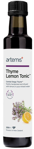 Artemis Thyme Lemon Tonic 250ml - New Zealand Only