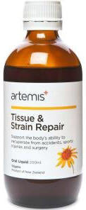 Artemis Tissue & Strain Repair Oral Liquid 200ml